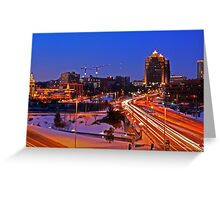 Plaza Lights Kansas City, Missouri Greeting Card
