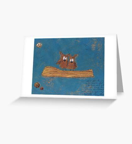 Midnight Greeting Card
