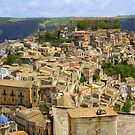 Ragusa Inferiore (Sicily, Italy) by Christine Oakley