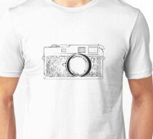 Vintage Photo Camera Unisex T-Shirt
