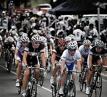 Jayco Bay Cycling Classic - Geelong by Peter Redmond