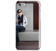 Seat B iPhone Case/Skin