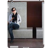 Seat B iPad Case/Skin