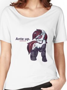 Ante Up - Augmented V2 Women's Relaxed Fit T-Shirt