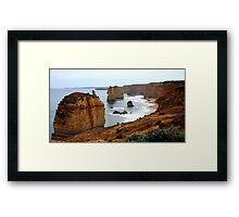 12 Apostles - Great Ocean Road Framed Print