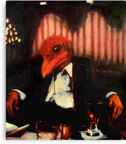 Cocktails with the Crimson King I : The Numbers Man by Robert Reeves