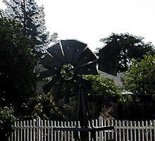 Windmill by IsisMaatDesigns