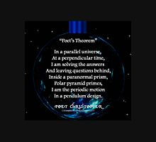 Poet's Theorem Unisex T-Shirt