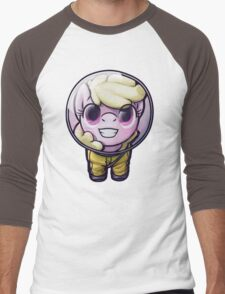 Hi! I'm [MORE OBNOXIOUS] Puppysmiles!  Men's Baseball ¾ T-Shirt