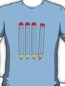 Pencils are Individuals too T-Shirt