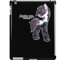 Ante Up iPad Case/Skin