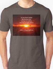 Let My Heart Design T-Shirt
