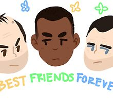 Best Friends Forever by carradio