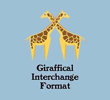 Giraffical Interchange Format Unisex T-Shirt