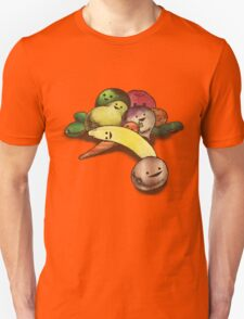 Fruit with Faces  T-Shirt