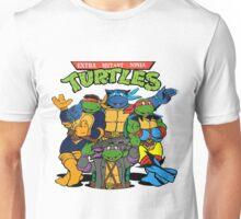 Extra Mutant Turtles Unisex T-Shirt