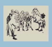 The Zankiwank & the Bletherwitch by Shafto Justin Adair Fitz Gerald art Arthur Rackham 1896 0069 Dignity Kids Tee