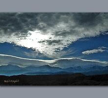 San Bernardino Mountains - Winter by Rhonda Strickland