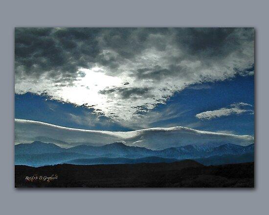 San Bernardino Mountains - Winter by Rhonda Strickland