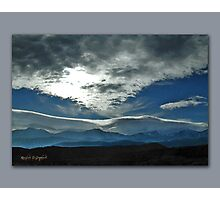 San Bernardino Mountains - Winter Photographic Print