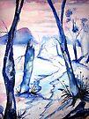 Snowfall by Linda Callaghan
