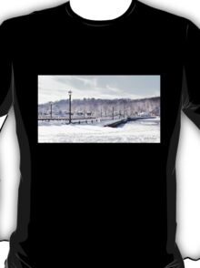 Winter Paradise  T-Shirt