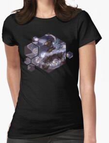 Gravity Resonance Womens Fitted T-Shirt