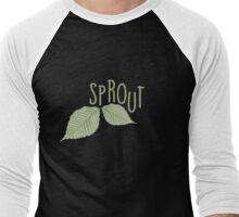 Sprout Men's Baseball ¾ T-Shirt