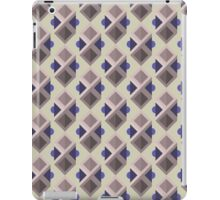 Abstract isometric pattern iPad Case/Skin