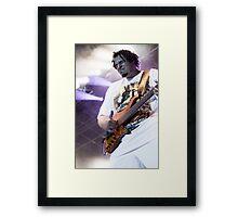 Rock it! Framed Print