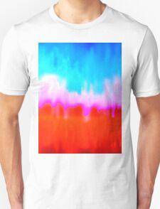Coloured Waves T-Shirt