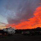 january 5 2011 sunrise  2 by LoreLeft27