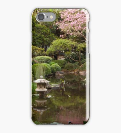 A place to relax iPhone Case/Skin