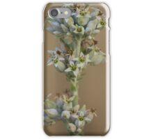 Flap Jack Flowers iPhone Case/Skin