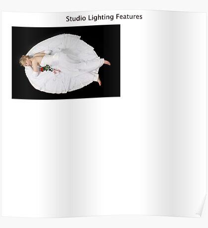 Studio Lighting Features Poster