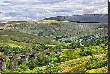 Dentdale by Trevor Kersley