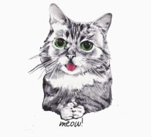 Lil' Bub Kitty - Meow! T-Shirt