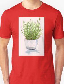 Bulbine frutescens (Balsemkopiva) Unisex T-Shirt