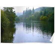 Staindale Lake - Dalby Forest Poster