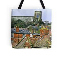St Mary's Church - Scarborough Tote Bag