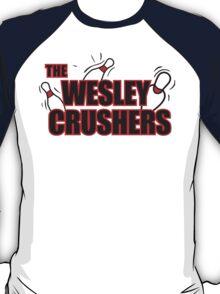 Big Bang Theory - Wesley Crushers T-Shirt
