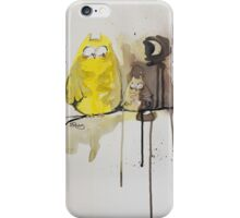 Hoot With Me iPhone Case/Skin