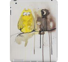 Hoot With Me iPad Case/Skin