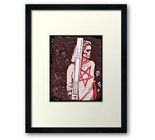 xERRORx Framed Print