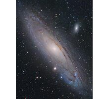Andromeda Galaxy, M31 (New Mosaic) Photographic Print
