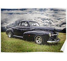 Chevrolet Pickup Poster