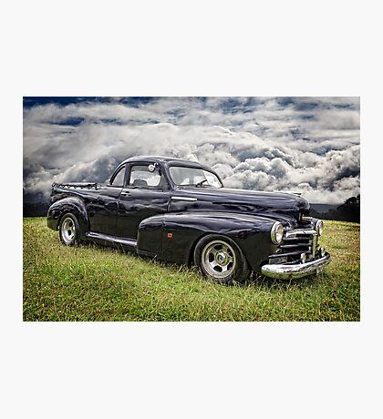 Chevrolet Pickup Photographic Print
