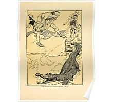 The Land of Enchantment by Arthur Rackham 0051 Special Food Was Prepared for Him Poster