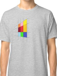Colorful Udesign  Classic T-Shirt