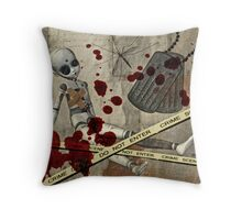 Betsy - once loved, now forgotten Throw Pillow